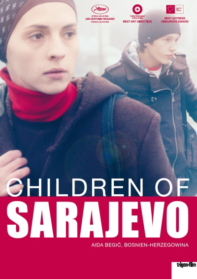 Children Of Sarajevo flyer