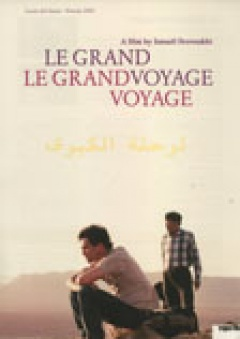 Le grand voyage flyer