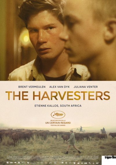 The Harvesters flyer
