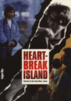 Heartbreak Island - Qunian dongtian (Flyer)