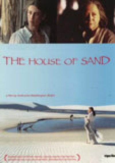 Casa de areia - The House of Sand flyer