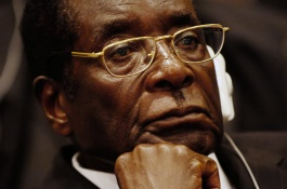 Photo: Robert Mugabe - What happened?