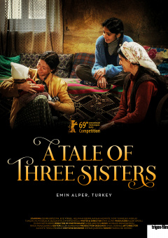 A Tale of Three Sisters (Flyer)