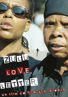 Zulu Love Letters (Flyer)