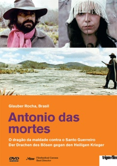 Antonio das mortes (DVD)
