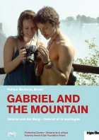 Gabriel und der Berg - Gabriel and the Mountain DVD
