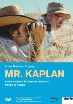 Mr. Kaplan (DVD)