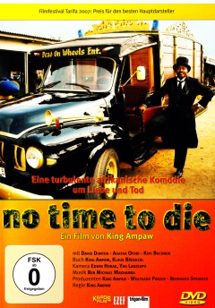 No Time To Die (DVD)