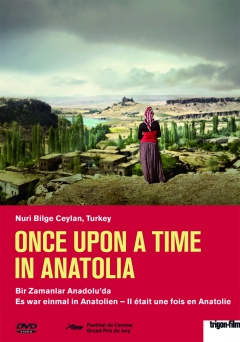 Once Upon a Time in Anatolia DVD