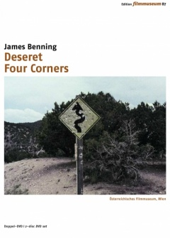 James Benning: Deseret | Four Corners (DVD Edition Filmmuseum)