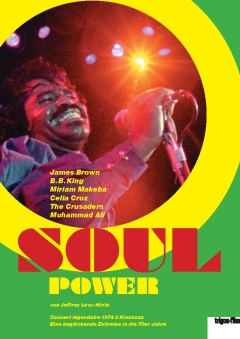 Soul Power (Filmplakate A1)