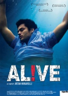 Alive! Filmplakate A2