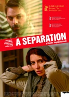 A Separation Filmplakate One Sheet
