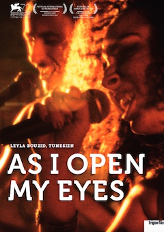 As I Open My Eyes (Filmplakate One Sheet)