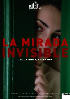 La mirada invisible - Der unsichtbare Blick (Filmplakate One Sheet)