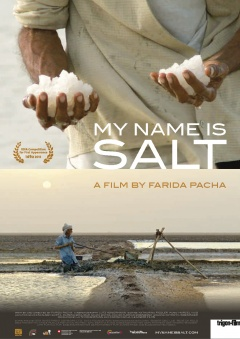 My Name Is Salt (Filmplakate One Sheet)