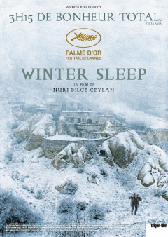Winter Sleep (Filmplakate One Sheet)