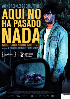 Aqui no ha pasado nada -  Much ado about nothing (Flyer)