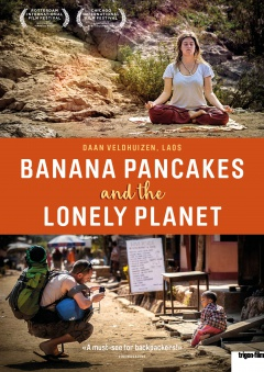 Banana Pancakes and the Lonely Planet (Flyer)