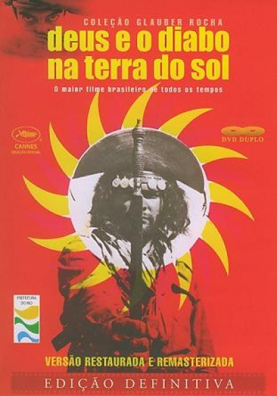 Deus e o diabo na terra do sol flyer