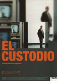 El custodio (Flyer)