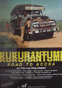 Kukurantumi - Road to Accra (Flyer)