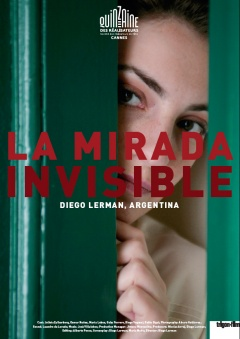 La mirada invisible (Flyer)
