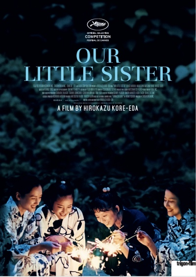 Our Little Sister - Umimachi Diary flyer