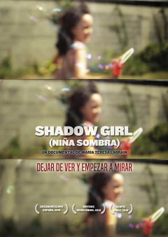 Shadow Girl flyer
