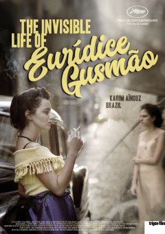 The Invisible Life of Eurídice Gusmão (Flyer)