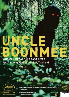 Uncle Boonmee Who Can Recall His Past Lives (Flyer)