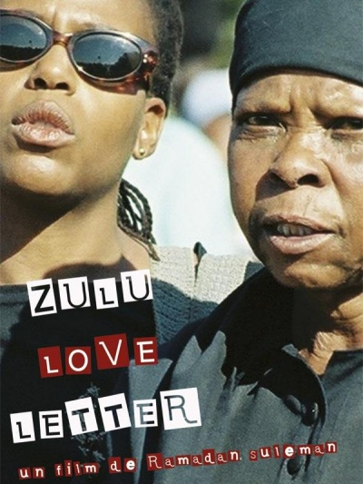 Zulu Love Letters flyer