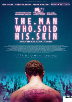 The Man Who Sold His Skin (Flyer)