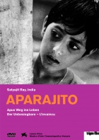 Aparajito - The Unvanquished DVD