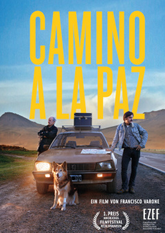 Camino a La Paz - Road to La Paz (DVD)