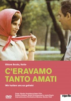 C'eravamo tanto amati - We All Loved Each Other So Much DVD