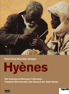 Hyènes - The visit DVD