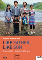 Like Father, Like Son DVD