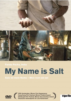 My Name is Salt (DVD)