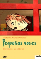 Pequeñas voces - Littles voices DVD