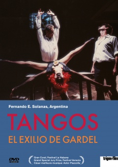 Tangos, the Exile of Gardel DVD