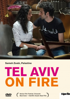 Tel Aviv On Fire (DVD)