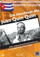 The Adventures of Juan Quin Quin DVD