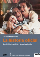The official story - La historia oficial DVD