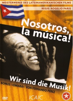 We are the Music - Nosotros, la música (DVD)