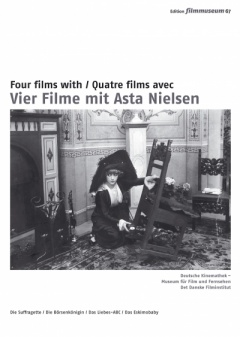 Four films with Asta Nielsen (DVD Edition Filmmuseum)