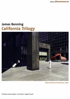 James Benning: California Trilogy (DVD Edition Filmmuseum)