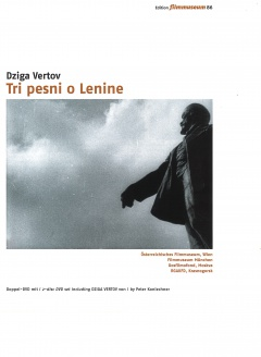 Three Songs of Lenin - Tri pesni o Lenine DVD Edition Filmmuseum