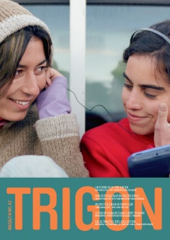 TRIGON 42 - Qué tan lejos/Wonderful Town/I was born, but... (Magazine)