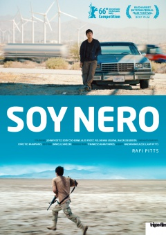 Soy Nero (Posters One Sheet)